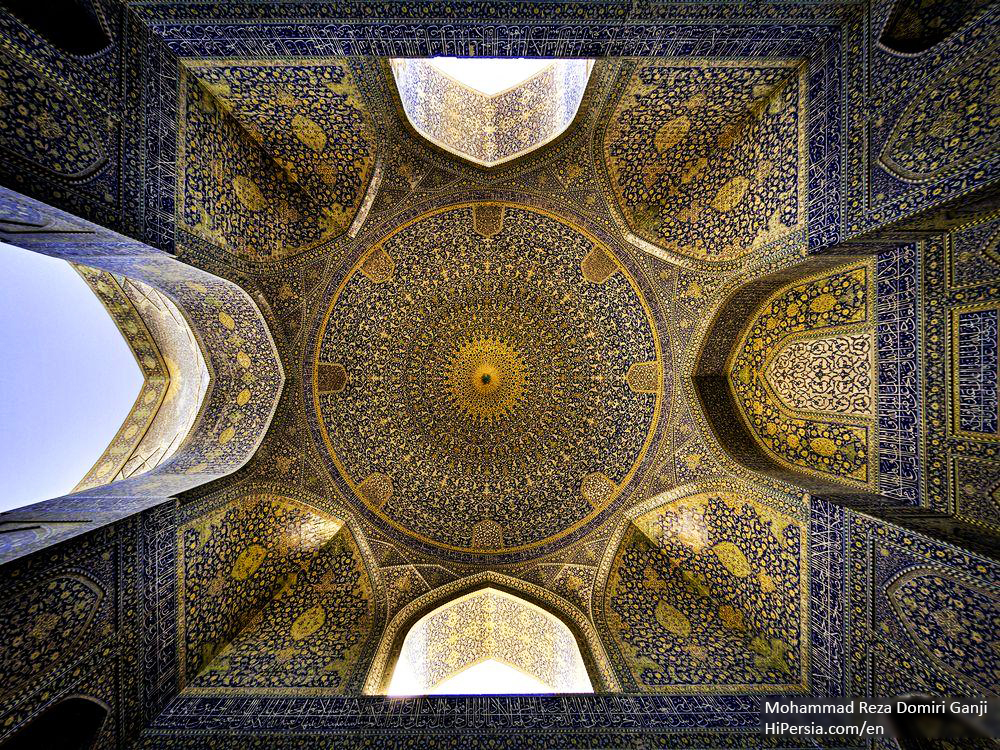 Mosque Isfahan