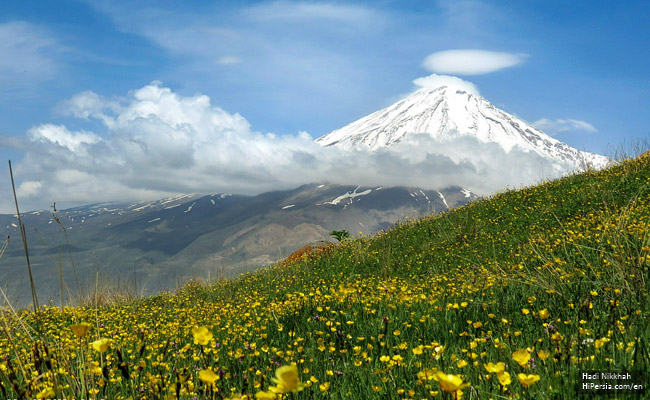 The Mount Damavand